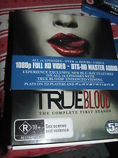TRUE BLOOD Complete Series 1  BLU  RAY