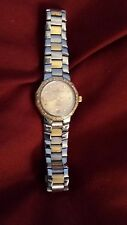 Baume Mercier Riviera 18k with diamonds, stainless steel -- INDX 5231050