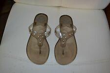 chaussure neuve victoria couture tong 39 transparente papilles