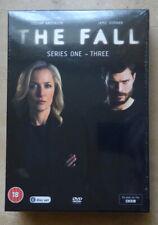 The Fall: Series 1-3 DVD BOX SET - Gillian Anderson  Loose Discs