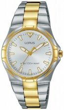 Lorus RG268LX-9 Ladies Sports Watch Stainless Steel 32mm WR 100m RRP$175