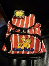Rare Garfield the Cat Backpack PAWS Inc. New With TAGS