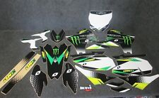 Yamaha YZF450 2010-2013 One Industries Monster Energy 1G67 kit de gráficos