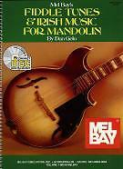 FIDDLE TUNES & IRISH MUSIC FOR MANDOLIN Gelo Bk+AU