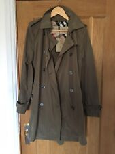 Brand New Burberry Ladies Mac Size 12