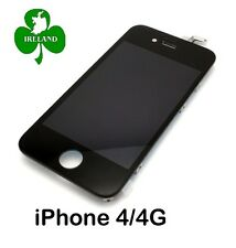 For iPhone 4 4G LCD Touch Screen Digitizer Glass Assembly Unit Black