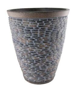 Rustic Stone Planter 44cm