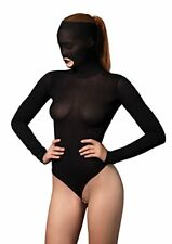 Opaque masked teddy with stimu