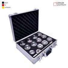 Montagekoffer UP Unterputz Schlüsselset Wassergeräte Messkapsel Wasserzähler Neu