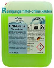 10L Liter Glanzreiniger Oberflächenreiniger Fußboden-Glanz-Reiniger Wischpflege