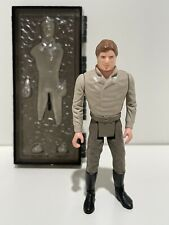 Star Wars Vintage Kenner Han solo Carbonite Last 17 (no COO) 1984 original