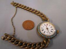 Vintage ladies base metal watch