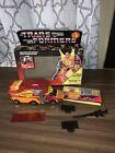 TRANSFORMERS G1 Autobot Rodimus Prime EXCELLENT CONDITION W/ Original Box! For Sale