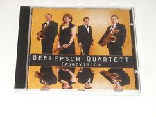 Berlepsch Quartett - CD - Tangovision - 2009