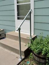 Variabile dell'angolo CORRIMANO mobilità Outdoor Kit 33.7 Giardino Sicurezza RAIL ZINCATO