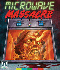 Microwave Massacre (Blu-ray/DVD, 2016, 2-Disc Set)