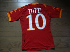 AS Roma #10 Totti 100% Original Jersey Shirt S 2010/11 Home  Good Condition