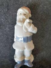 New ListingRetired Lladro Santa Claus- Mini Papa Noel- 1990 ornament #5842