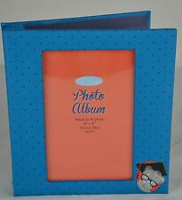 """Carte Blanche- Me to You Teddy- Graduation Photo Album Book- 6"""" x 4"""" photos"""