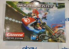 Carrera Nintendo Mario Kart 8 Car Racing Set System * Beand New Factory Sealed *
