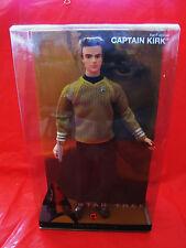 STAR TREK Barbie Pink Label NRFB Collector 2008 CAPTAIN KIRK