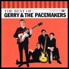 GERRY & THE PACEMAKERS (2 CD) THE BEST OF CD ~ 60's GREASTEST HITS *NEW*