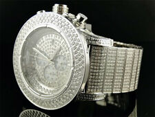 New Mens Icetime Crown 2 Joe Rodeo Jojo Super Avenger Diamond Watch Band 16 Ct