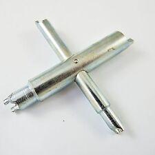 Dial del reloj Llave Llave aflojar tuercas de montaje de reparación de fabricantes de relojes de herramienta