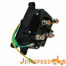 Atv Winch Contactor Solenoid Relay Switch Fits Warn # 63070 62135 74900 2875714