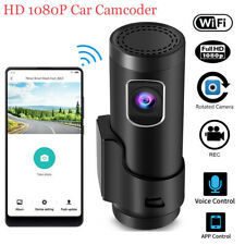 Wifi Camera Car DVR Dash Cam Video Recorder Dual Lens Night Vision G-Sensor US