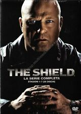 THE SHIELD LA SERIE COMPLETA - COFANETTO 28 DVD NUOVO!