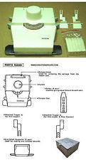 New Intarsia Carriage KA2600 for Brother 9mm Bulky Gauge Knitting Machine