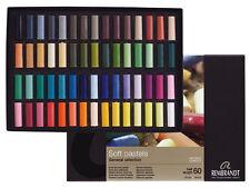 Rembrandt artistas Pastel Set-tamaño medio Pasteles - 60 Colores