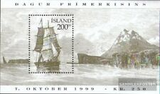 Iceland block24 (complete.issue.) unmounted mint / never hinged 1999 Historical