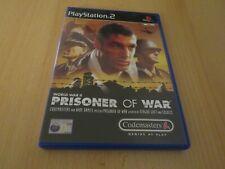 Prisoner of War (PS2) - pal