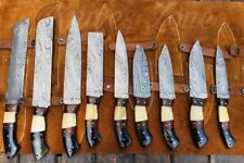 CUSTOM Damascus High Performance Professional Balance Chef Knife Hunting
