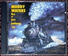 Muddy Waters Blues Band Live At Jazz Jamboree 1976 - Mega Rare