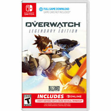 Overwatch - Legendary Edition (Switch, 2019) - READ DESCRIPTION