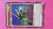B Buster Drake Light Machine Union Effect Holo Holographic 1st Edition Yugioh