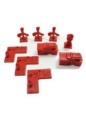 Monopoly City - Lot of 9 - Replacement Bonus Buildings - 2009 Hasbro