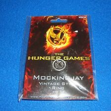 The Hunger Games Mockingjay Vintage Style Ring by NECA New