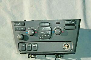2001-2006  Volvo  S60  Climate Control  OEM 8691878