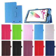 Flip Leather Folio Case Stand Cover For LG G Pad /2 /3 /X /F 7.0 8.0 10.1 inch