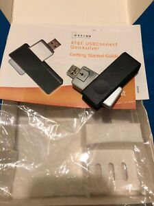 AT&T Quicksilver USB Connect Card (AT&T) 3G