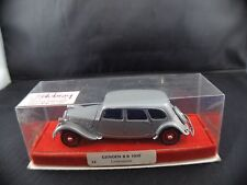 Dubray n° 14 Citroën traction 11 B 1938 Limousine 1/43 neuf en boîte / boxed