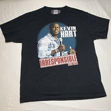 Kevin Hart Irresponsible Tour T-Shirt Large