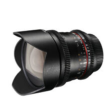Walimex Pro 10 mm F/3,1 APS-C Objektiv