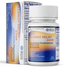Generic Xyzal 180 Count Tablets  | Levocetirizine Dihydrochloride 5mg