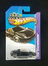 2013 Hot Wheels HW Showroom Ferrari 458 Spider 151/250