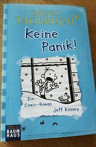 Gregs Tagebuch 6 - Keine Panik ! - Taschenbuch-Format - *Top*